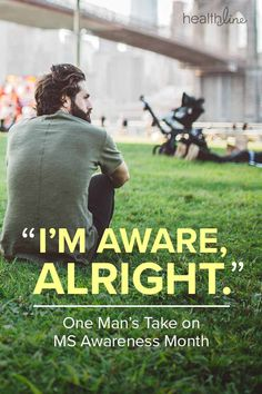 With March now over, we've said goodbye to MS Awareness Month. But many, including author Doug Ackerman, remain all too aware of MS every minute of every day. Chronic Illness, Chronic Pain, Fibromyalgia, Ms Walk, Ms Project, Central Nervous System, Multiple Sclerosis, Author, Health