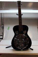 Vintage Regal Resonator Bluegrass Guitar Dobro Style  nl