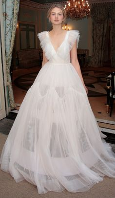 The best new wedding dresses of 2016