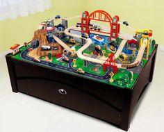 The Imaginarium City Central Train Table a ToysRUs exclusive lets ...