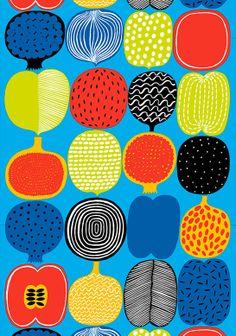 Pattern by Aino-Maija Metsola (via Jackie Magpie)