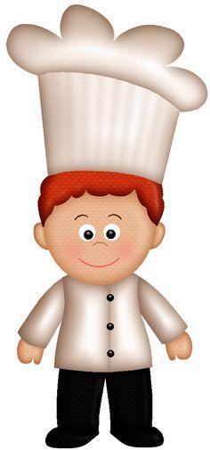SGBlogosfera. María José Argüeso: Imágenes LLiella Sewing Patterns Free, Doll Patterns, Cooking Clipart, Gifs Lindos, Ideas Aniversario, Disney Classroom, Kitchen Themes, Kitchen Decor, Le Chef