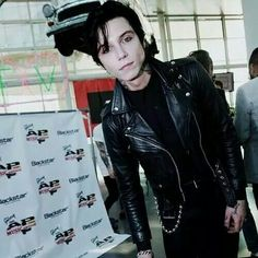 Andy!! He's one of my biggest inspirations<3