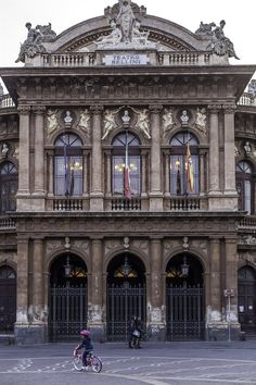 Catania, Sicily - Information and Culture / Teatro Massimo Bellini is dedicated to Catania's most famous son.  |  The Thinking Traveller