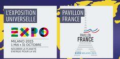 Expo universelle Milan 2015 .