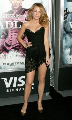 Blake Lively Consults Louboutin On Shoes! | Grazia Fashion @gtl_clothing #getthelook http://gtl.clothing