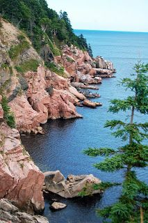 The beauty of Cape Breton Island, Nova Scotia, Canada.