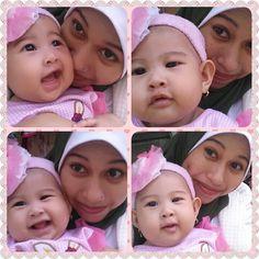 Baby Shofiyyah Hafeezah Arafah 5m