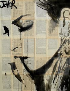 "Saatchi Art Artist Loui Jover; Drawing, ""the memory of knowing"" #art"