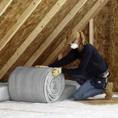 The proper insulation can make your home more comfortable AND save you money on heating and cooling. Check out this article from Lowe's Home Improvement for tips on choosing and installing insulation for your home.