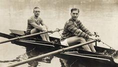 Het roeien tijdens de Olympische Spelen 1928 in Amsterdam, zal plaatsvinden in de Sloterringvaart te Sloten.