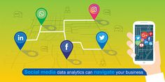 Social media data analytics can help organizations to decide what to post when, who to target why, and where to channelize your dollars to improve the bottom line. Types Of Social Media, Social Media Channels, Social Media Content, Social Media Analytics, Data Analytics, Social Media Marketing, Sentiment Analysis, What Is Social, Specific Goals