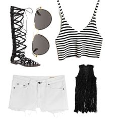 Untitled #6 by maddieje on Polyvore featuring polyvore, fashion, style, Abercrombie & Fitch, rag & bone, Steve Madden and The Row