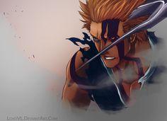 Bleach... Ichigo by LChoVL