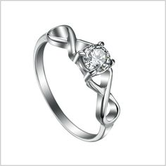 Infinity Wedding Rings