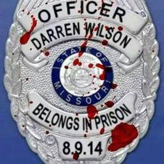 He should at the very least have been put to trial. Instead, he's become the beneficiary of huge amounts of money donated by racists and is walking around cocksure that he was right to do what he did. Darren Wilson, Truth And Lies, Thoughts And Feelings, Civil Rights, Social Justice, Enough Is Enough, Human Rights, Politics, African Americans