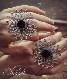 Gypsy Rings, Tribal Jewelry, Bohemian Jewelry, Boho, Luxury Jewelry, Silver Jewelry, Rachel Brice, Tribal Bracelets, Silver Rings Handmade