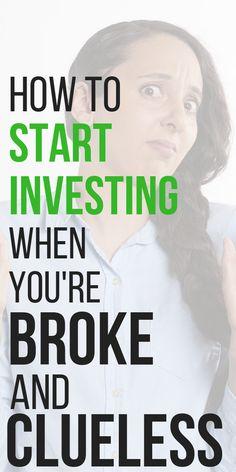 how to start investi
