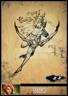 Dota 2. Fant Art (Dibujos de Heroes de Dota 2) [Actualizado] - Taringa!