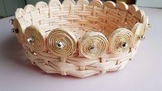 Wicker Baskets, Serving Bowls, Decorative Bowls, Recycling, Tableware, Home Decor, Dinnerware, Decoration Home, Room Decor