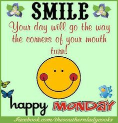 1000+ images about HAPPY MONDAY on Pinterest | Happy ...