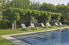 Having a pool sounds awesome especially if you are working with the best backyard pool landscaping ideas there is. How you design a proper backyard with a pool matters. Backyard Pool Landscaping, Swimming Pools Backyard, Swimming Pool Designs, Outdoor Pool, Outdoor Spaces, Outdoor Living, Pergola Shade, Pergola Patio, Pergola Kits