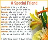 A Special Friend