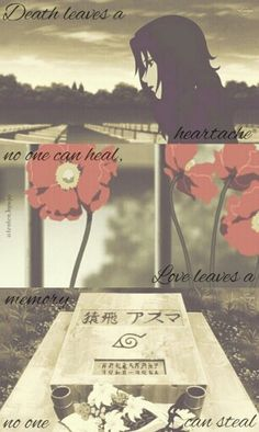 Asuma and Kurenai edit. OH my gosh I cried when this happened. See this why we can't have nice things.