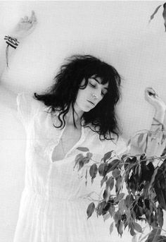 LOVER LOVES...Patti Smith.