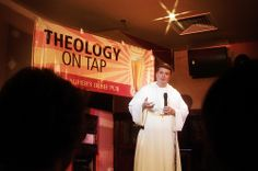 thepretenda  Theology On Tap  Bishop Anthony Fisher  Bishop of Parramatta  theology  discussion  conversion  faith  religion  Catholic Youth  Roman Catholic  Catholic Church  Catholic Church In Australia  Sydney Catholic Scene  Apologetics  Conversion Experience  SYDNEY  NSW  Australia  AU