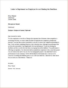 Maternity leave approval letter download at httpwriteletter2 letter to reprimand an employee for not meeting the deadlines download at http spiritdancerdesigns Images
