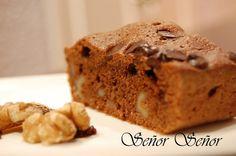 Cómo hacer el famoso brownie con nueces paso a paso. [Comparte y guardarás la receta en tu muro]