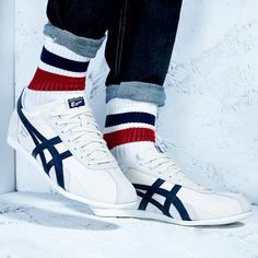 [USD Onitsuka Tiger Tiger Spring/Summer Classic Casual Sneakers Men's Shoes RUNSPARK - Wholesale from China online shopping Old Shoes, Men's Shoes, Shoes Men, Casual Sneakers, Casual Shoes, Onitsuka Tiger Mens, Tiger Shoes, Vintage Sneakers, Hype Shoes