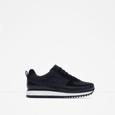 Image 1 of COMBINED SNEAKERS from Zara