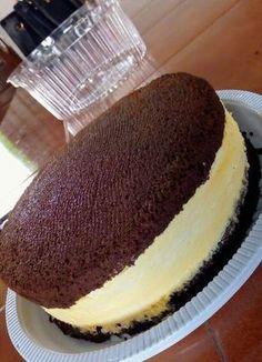 Bolo de chocolate com muitoooooooo recheio de mousse maracujá trufado 4 ovos temperatura ambiente 1xicara de óleo 1xicara de leite 1xicara de choco... - Ro Oliveira - Google+