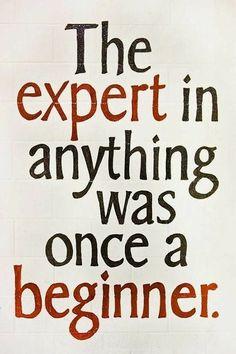 #expert #beginner