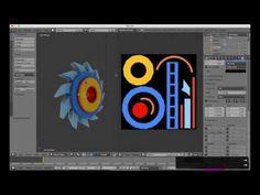 kode80 - Blender: low poly modeling & texturing