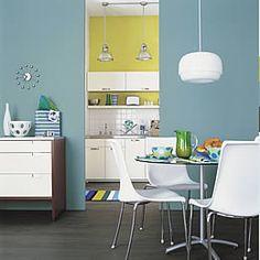 modern paint colors - love the color