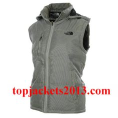 e38f4042de5f The North Face Outlet Womens Summit Series Vest Grey