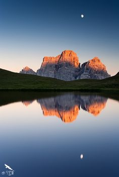 Mount Pelmo, Dolomites, Italy | Wonderful Places