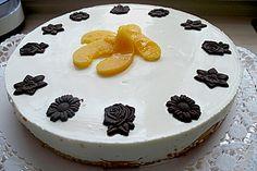 Quark - Pfirsich - Sahne - Torte (Rezept mit Bild) | Chefkoch.de