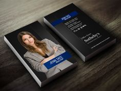Sothebys Business Cards for Sotheby's real estate agents, design Realty business cards online. Business Card Design Software, Business Cards Online, Real Estate Business Cards, Real Estate Marketing, Employee Id Card, Realtor Business Cards, Real Estate Quotes, Elegant Designs, Open House