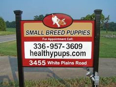 Healthy Pups - Driving Directions