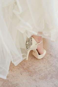 Pretty Coral Gables Wedding From Lara Rios Photography: http://www.modwedding.com/2014/10/13/pretty-coral-gables-wedding-lara-rios-photography/ #wedding #weddings #shoes