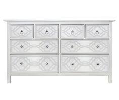 Khloe O'verlays Kit for IKEA Hemnes (8 drawer)
