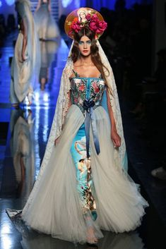 Jean Paul Gaultier's Greatest Hits:  Jean Paul Gaultier Spring Couture 2007