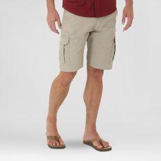 Wrangler Men's Ripstop Cargo Shorts - Khaki (Green) 40