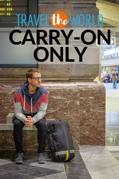 The key to traveling with carry-on luggage is to look at the collective whole of what you're taking with you and getting rid of the unnecessary items. It's nice to have some of that stuff, but if you don't need it, get rid of it! It will be there waiting for you when you return home. Here, let me show you..