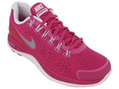 Nike Lady LunarGlide+ 4 Running Shoes #runningshoes