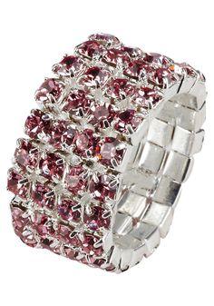 Produkttyp , Ring, |Material , Metall, |Farbe , rosa, |Muster , Verziert, |Gravurmöglichkeit , Nein, |Nickelfrei , Ja, | ...